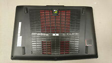 "MSI GT72S 6QE Dominator Pro Bottom Case, Cover, Speakers, and Battery ""GRADE A"""