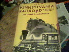 The Pennsylvania Railroad by Edwin P. Alexander wb02