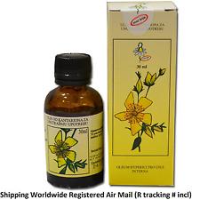 St. John's Wort Oil for internal use (Ulje od kantariona za unutrašnju upotrebu)