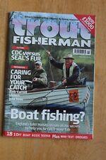 Trout Fisherman Magazine May 2005