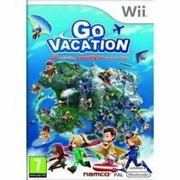 Wii - Go Vacation Same Day Dispatch 1st Class Super Fast Delivery Free