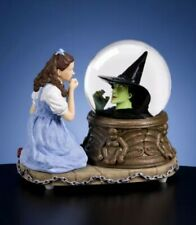Wizard Of Oz Dorothy and Wicked Witch in Water Globe San Francisco