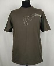 Evisu T- Shirt Brown  Made In Japan 2XL