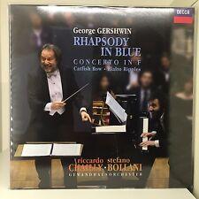 GERSHWIN - RHAPSODY IN BLUE BOLLANI CHILLY FONE AUDIOPHILE 2 LP 180 gr 496 copy
