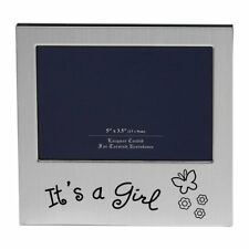 """5"""" x 3"""" It's A Baby Girl Photo Frame-Gift Occasion Present"""