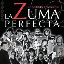 Various Artists : La Zuma Perfecta CD