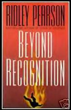 RIDLEY PEARSON BEYOND RECOGNITION SIGNED FIRST EDITION