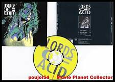 """LORDS OF ACID """"Take Control"""" (CD Single) house 1996"""