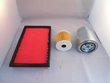 Service Kit To Fit Nissan Almera Tino 2.2 Di Oil Air Fuel Filter 2002-On OPT1