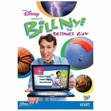 BILL NYE THE SCIENCE GUY: HEART (NEW DVD)