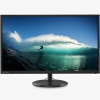 "Lenovo C32q-20 31.5"" IPS LED LCD QHD Gaming Monitor 2560 x 1440p 4 ms HDMI DP"