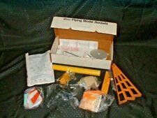 Vintage 70's Estes Model Rocket Kit ALPHA III Set # 1327