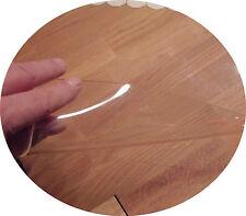 transparente Tischdecke 18,50 �'�/m² Tischauflage  transparentes weich PVC 2,0 mm