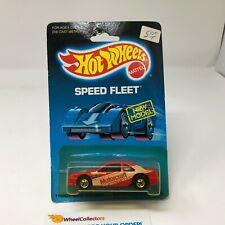 #3  Thunderbird Stocker 4916 * 1988 Malaysia * Vintage Hot Wheels * WG1