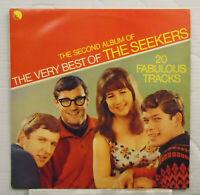 The Second Album of Very Best of The Seekers - vinyl LP EMC 3089