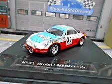 RENAULT Alpine A110 Rallye TdC #31 Brotel 1975 Aseptogyl Esso Trofeu 1:43