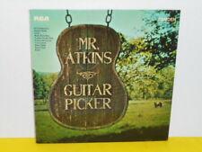LP - CHET ATKINS - MR. ATKINS - GUITAR PICKER