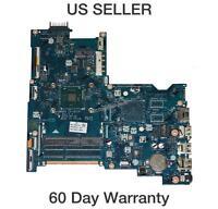 HP 15-AC Laptop Motherboard w/ Intel Celeron N3150 1.6Ghz CPU 828177-501