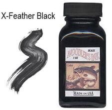 Noodler's Ink Refills X-Feather Black  Bottled Ink