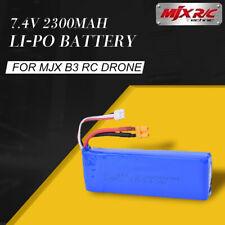 MJX Bugs B3 7.4V 2300mAh 25C Li-po Rechargeable Battery XT30 Plug for RC Drone