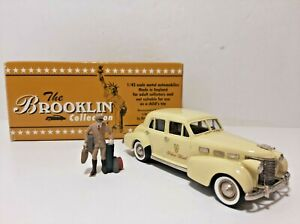 BROOKLIN MODELS BRK 86X 1938 CADILLAC 60 SPECIAL, SFBBC 2001 1 of 200