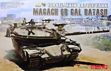 Meng Model 1/35 Israel Main Battle Tank Magach 6B Gal Batash #TS-040 *New Rel.*