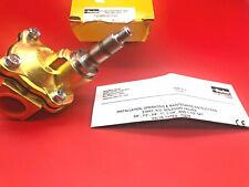 Parker 73228BN5VN00 Brass Solenoid Valve New