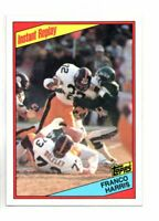 1984 TOPPS FRANCO HARRIS INSTANT REPLAY (NM/MT)