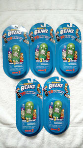 5 Moose's Mighty Beans Series 2 Pack Of Three