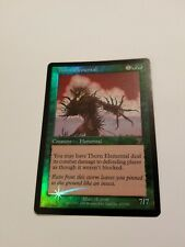 4 Thorn Elemental Foil ~ Heavily Played 7th Edition Seventh 4x x4 Playset Ulti