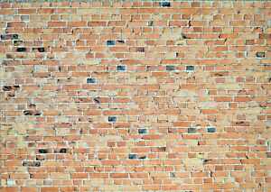 2 x A4 Brick Wall Patterned Backing Paper 120gsm NEW