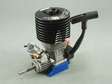 GS Racing R25MT .25 Rear Exhaust Pull-start Nitro Engine w/CNC Engine Head <NEW>