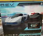 WowWee R.E.V. REV Robotic Enhanced Vehicles Complete Battle Pack 2 RC cars New