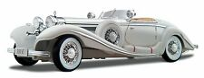 Vintage Model Car 1936 Mercedes Benz 500k 1:18th Scale Collector Display Edition
