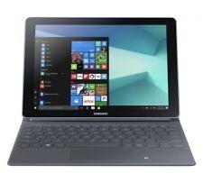 """BRAND NEW 10.6"""" Samsung Galaxy Book Hybrid Laptop Intel m3-7Y30 64GB SSD"""