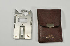 Kanger Survival Multi Tool ~ Japan ~ with Pouch Belt Sheath