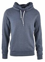 Tom Tailor Herren Rollkragen Sweatshirt Pullover dunkelblau snood sweater Gr.XXL