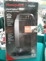 Honeywell Heat-Genius Ceramic Space Heater, HCE845B, Black