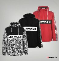 Mens Airwalk Lightweight Long Sleeves Overhead Jacket Sizes from S to XL