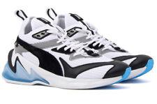 NIB Men's  PUMA LQDCELL Origin 'White Black' -92862 05 Shoes Sz 13-M