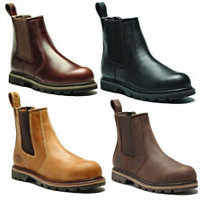 Dickies Chelsea, Ankle Boots for Men Slip Resistant Shoes
