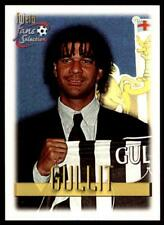 Futera Newcastle United Fans' Selection 1999 - Ruud Gullit (Gullit) #86
