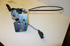 SMART CAR FORTWO LEFT TAILGATE LATCH POWER 2011 2015