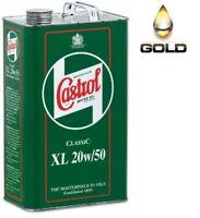20W-50 Castrol Classic XL / 1 x 5 Liter / Oldtimeröl 20w-50