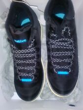 Native Shoes Fitzsimmons Block Boots Size 7 Black/White