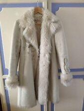 Gorgeous Karen Millen Long Winter Coat, size UK10 - VGC