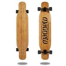 Magneto Dancing Bamboo & Fiberglass Longboard