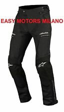 PANTALONE PANTS ALPINESTARS TRASPIRABILE MOTO SCOOTER RAMJET AIR PANTS NERO