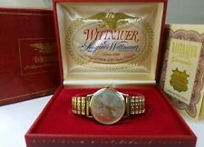 Wittnauer Longines Vintage Mens 10GF Watch Near Mint Condition W/Box & Papers