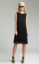 Alice by temperley ezra robe noire taille uk 10 rrp £ 625... # * 4